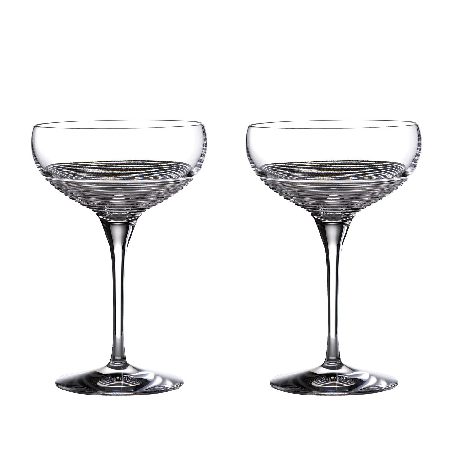 Waterford Mixology Circon Large Coupe | Set of 2 Glass