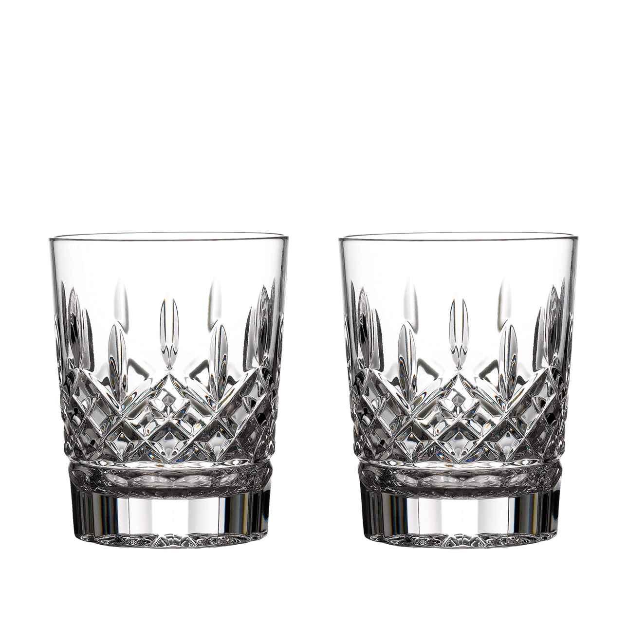 Lismore Whiskey Glass, Set of 2
