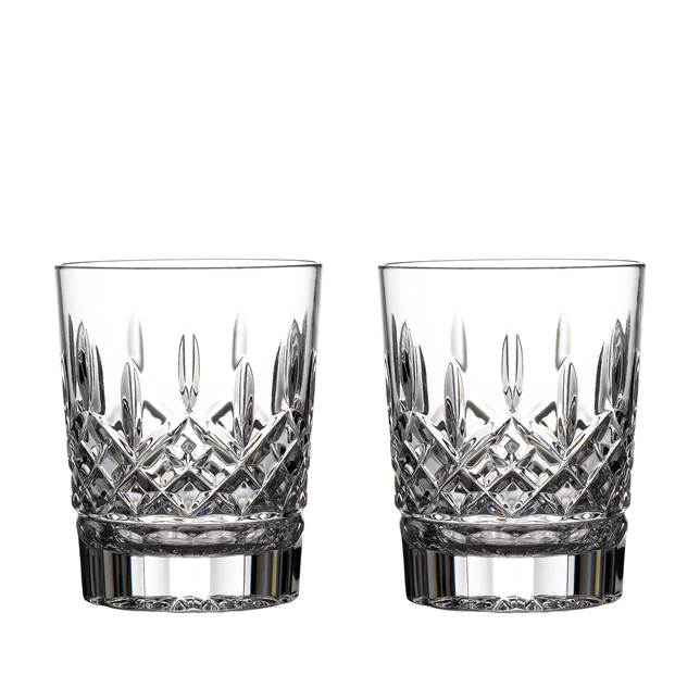 Lismore Whiskey Glass, Set of 2