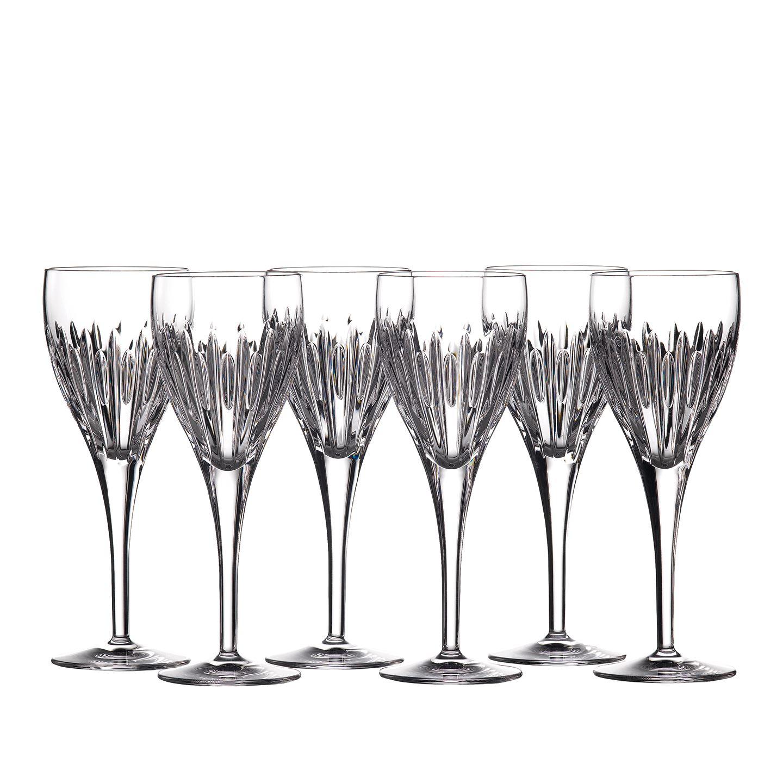 Waterford Mara Wine Glass | Set of 6 | Lead Crystal