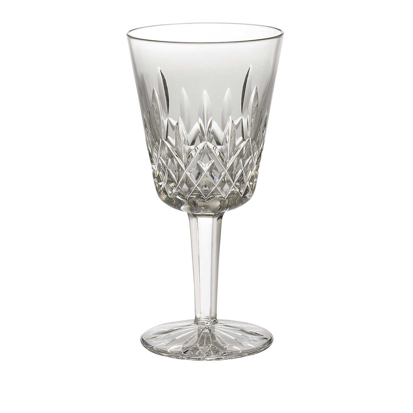 Waterford Lismore Goblet Glass | Lead Crystal
