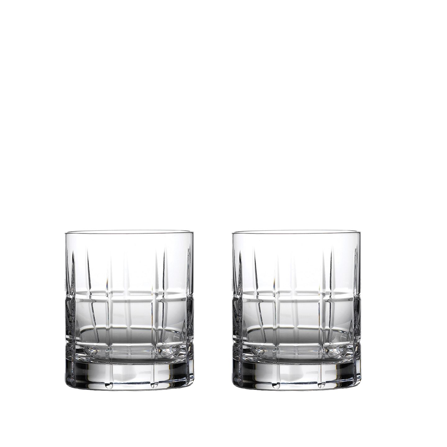 Waterford Cluin Whiskey Glasses | Set of 2 | Crystal
