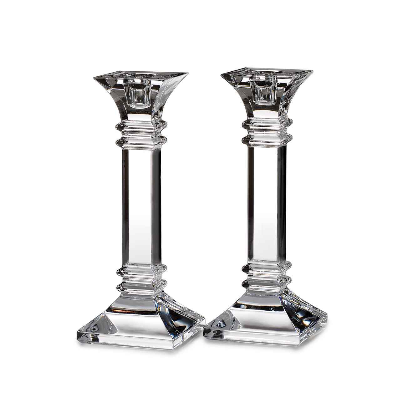 Marquis Treviso 20cm Candlestick, Set of 2