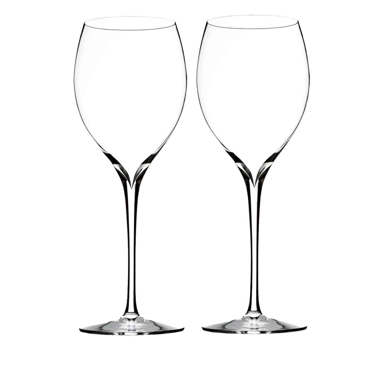 Elegance Chardonnay Wine Glass, Set of 2