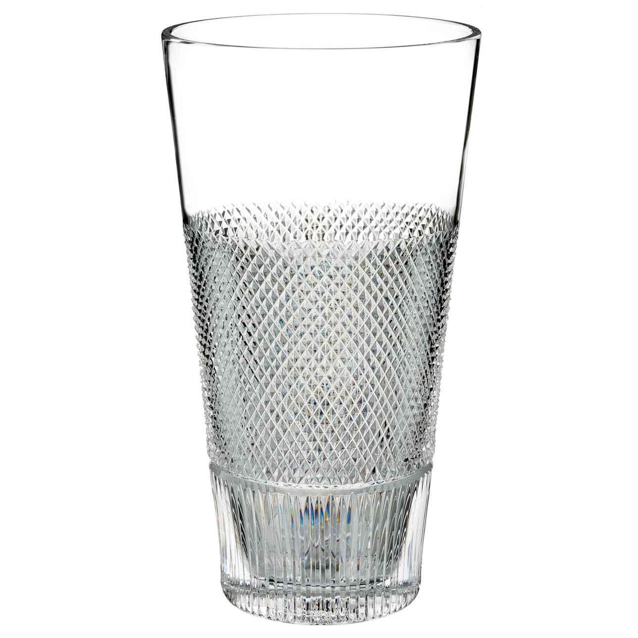 Diamond Line 30cm Vase