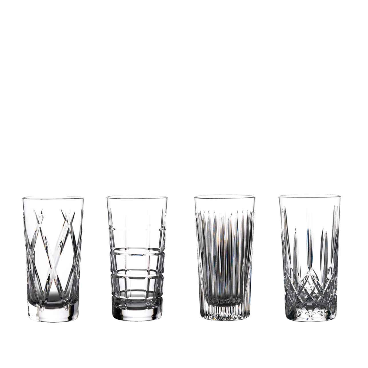 Gin Journeys Hiball, Set of 4