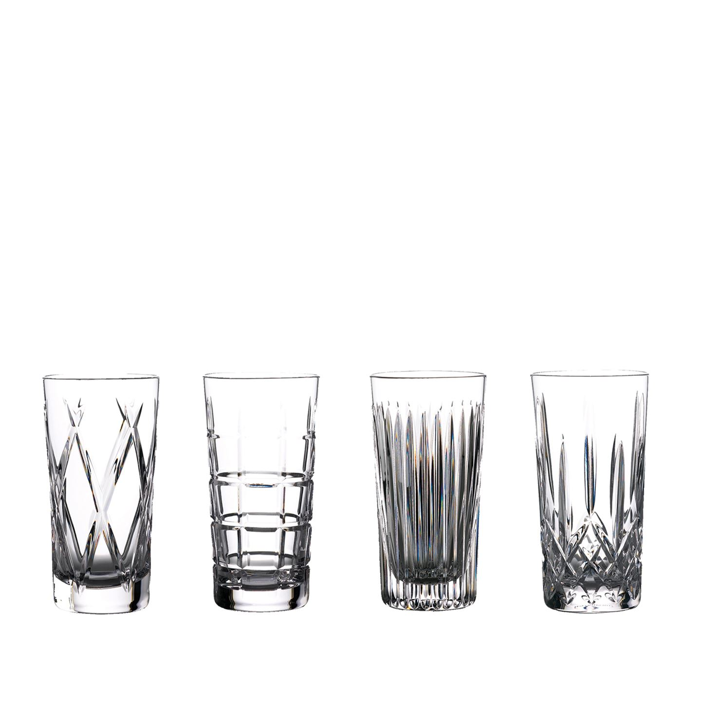 Waterford Gin Journeys Hiball | Set of 4 Glass