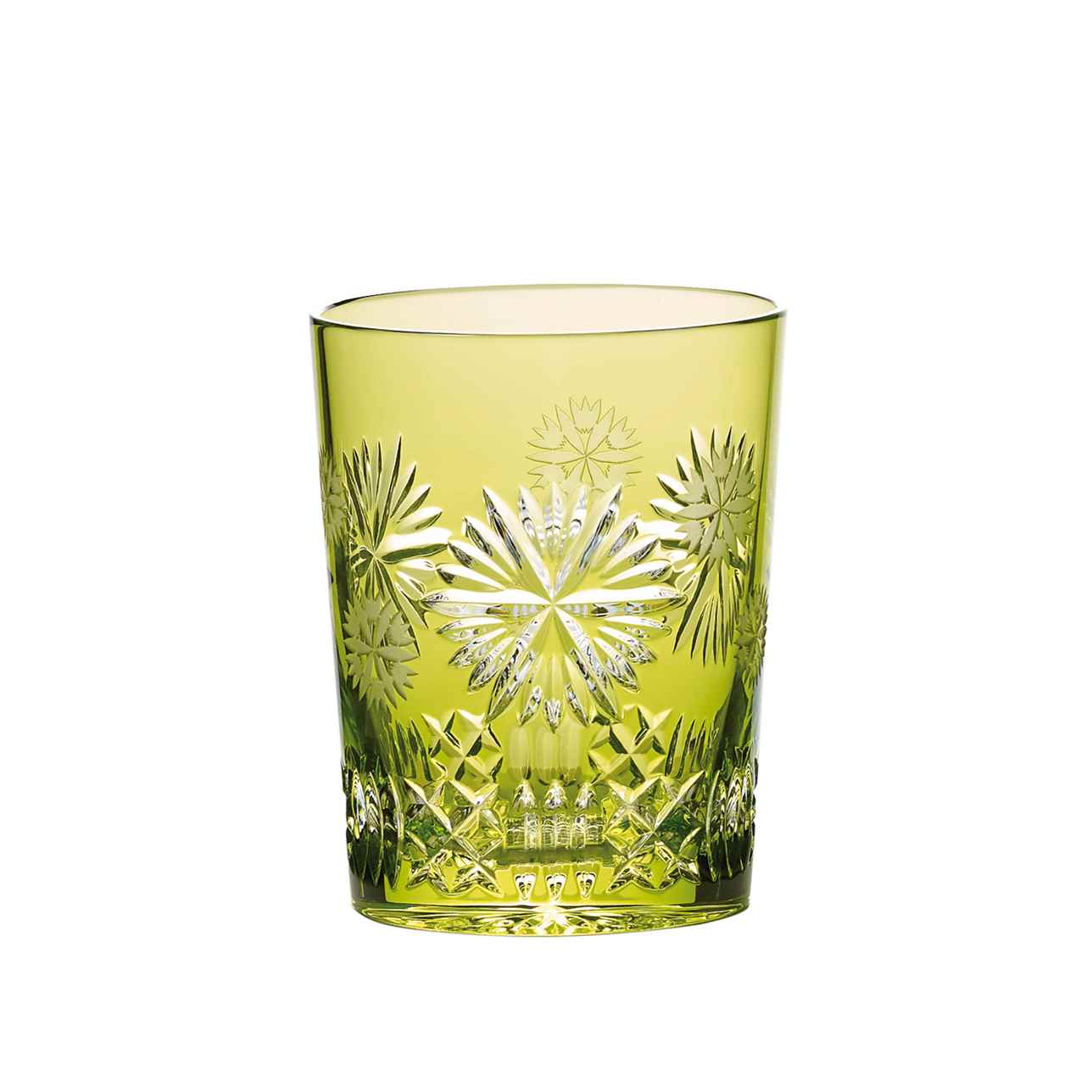 2019 Snowflake Wishes Prosperity Prestige Edition Double Old Fashioned Lime Tumbler