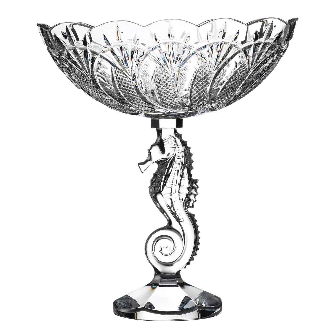 Seahorse 25cm Centrepiece Bowl