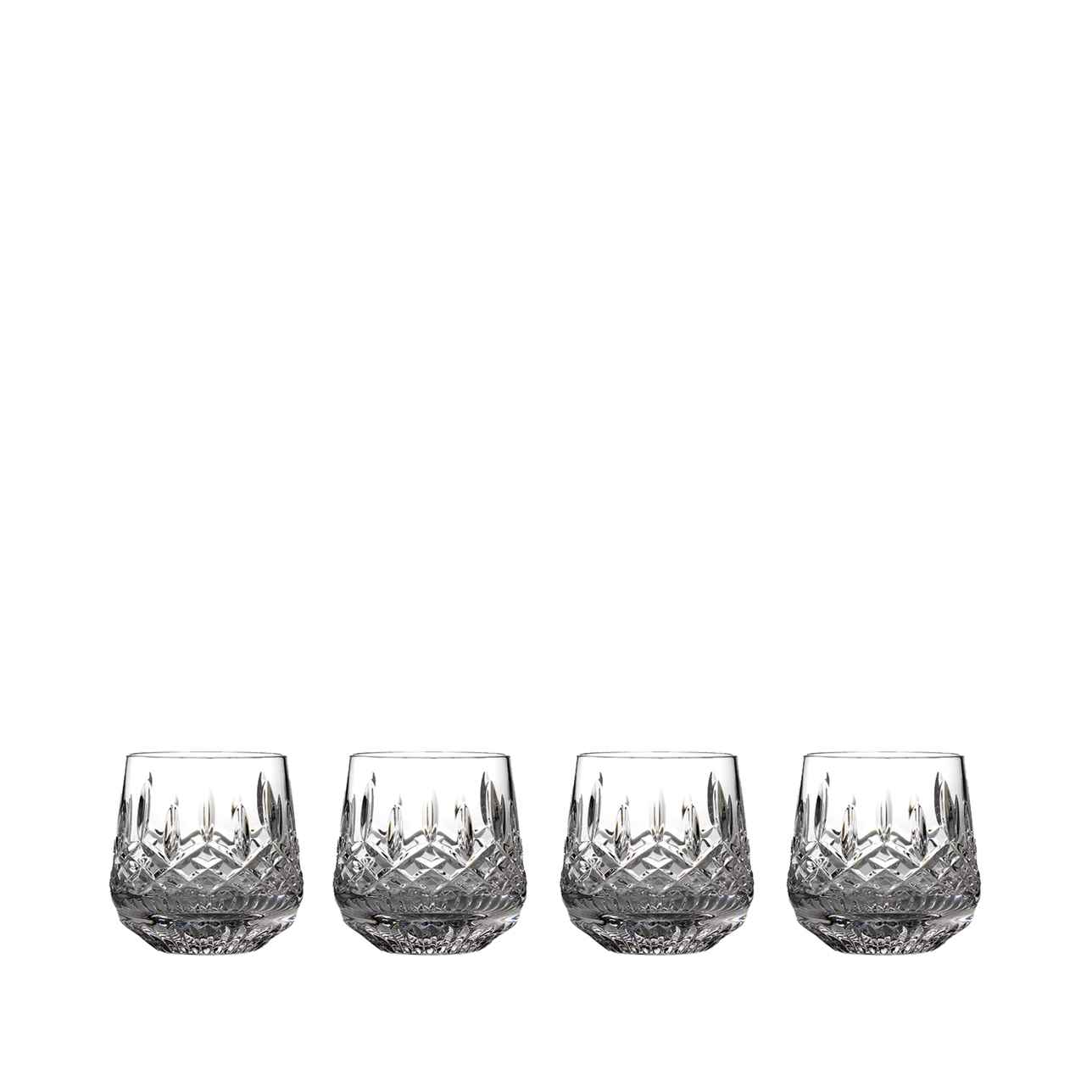 Lismore Whiskey Glass, Set of 4