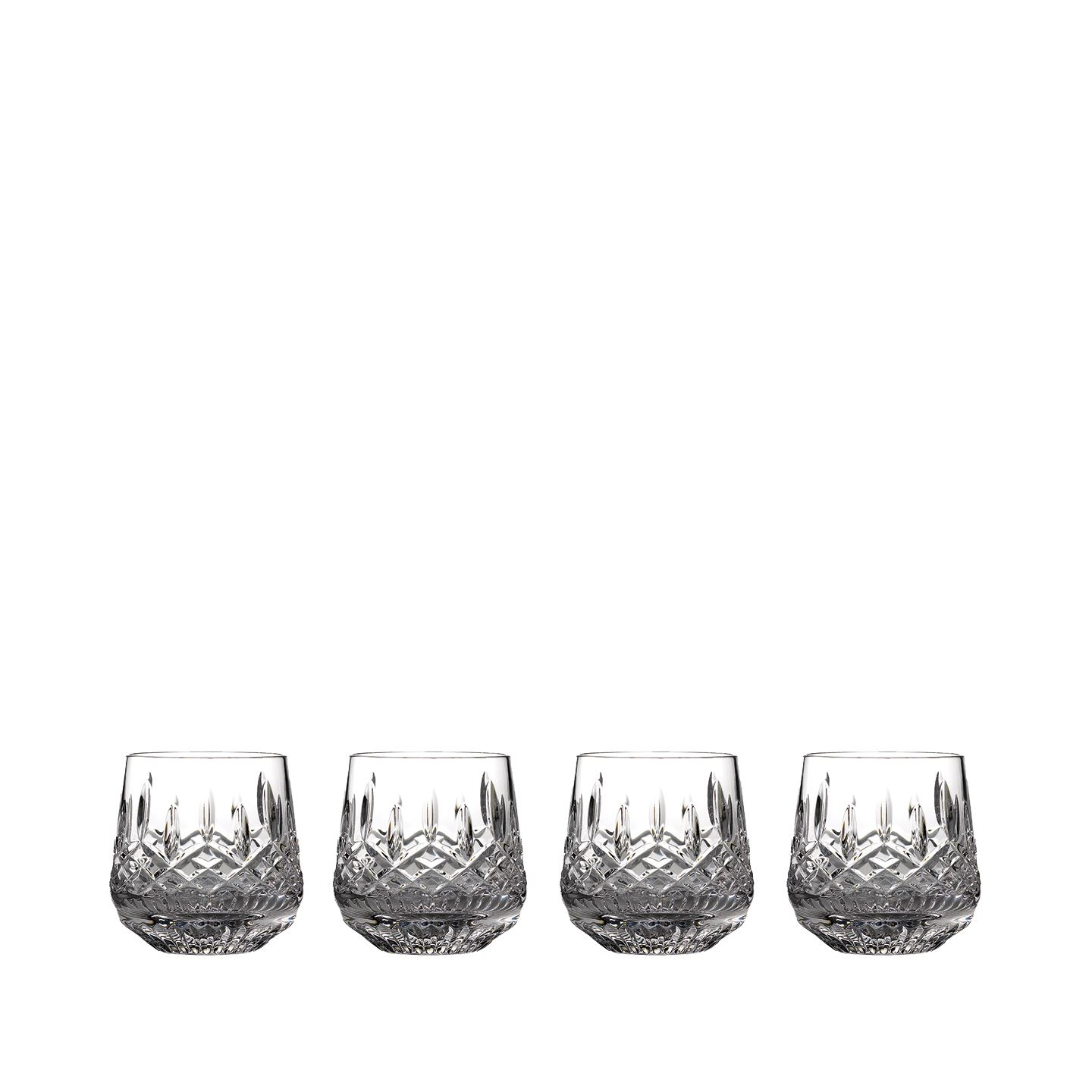 Waterford Lismore Whiskey Glass | Set of 4 | Crystal