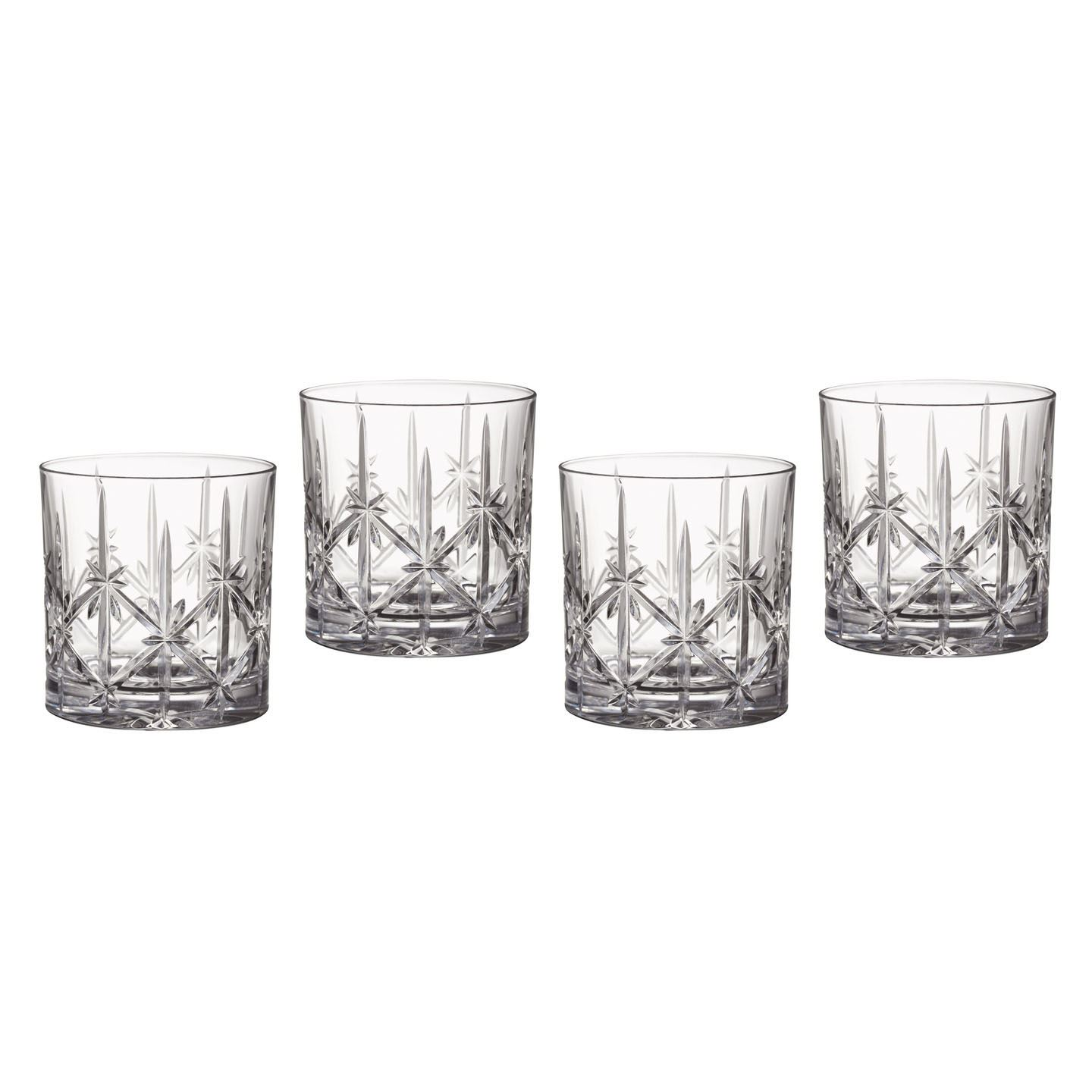 Glassware Waterford Marquis Sparkle Tumbler | Set of 4 | Crystal