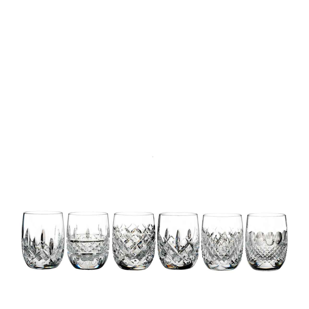 Lismore Connoisseur Heritage Rounded Tumbler, Set of 6