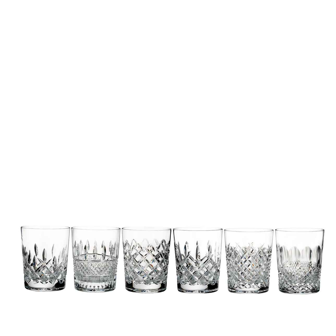 Lismore Connoisseur Heritage Whiskey Glass, Set of 6