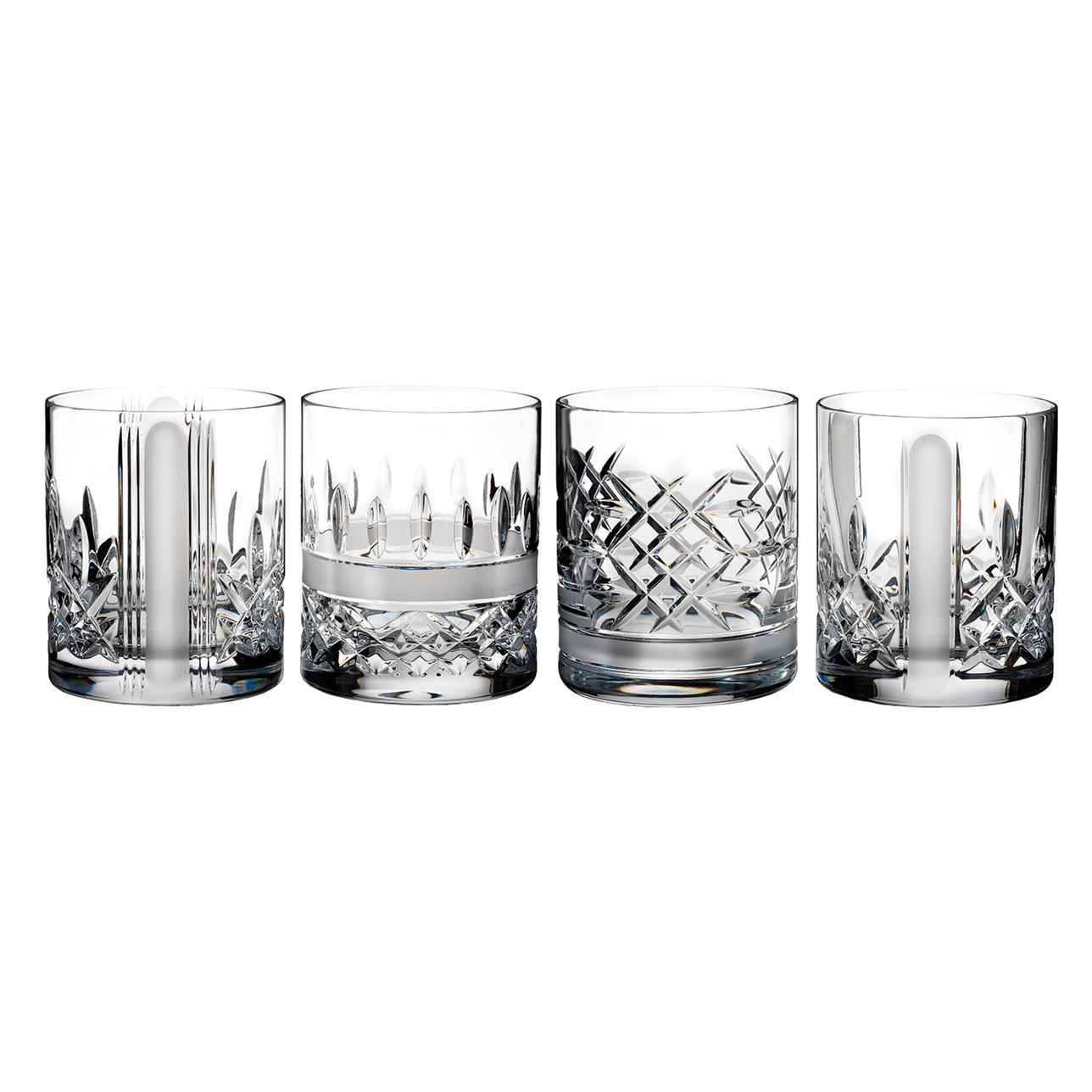 Lismore Revolution Tumbler, Set of 4