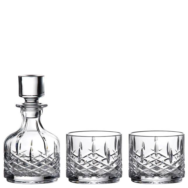 Marquis Markham Stacking Decanter and Tumbler Set