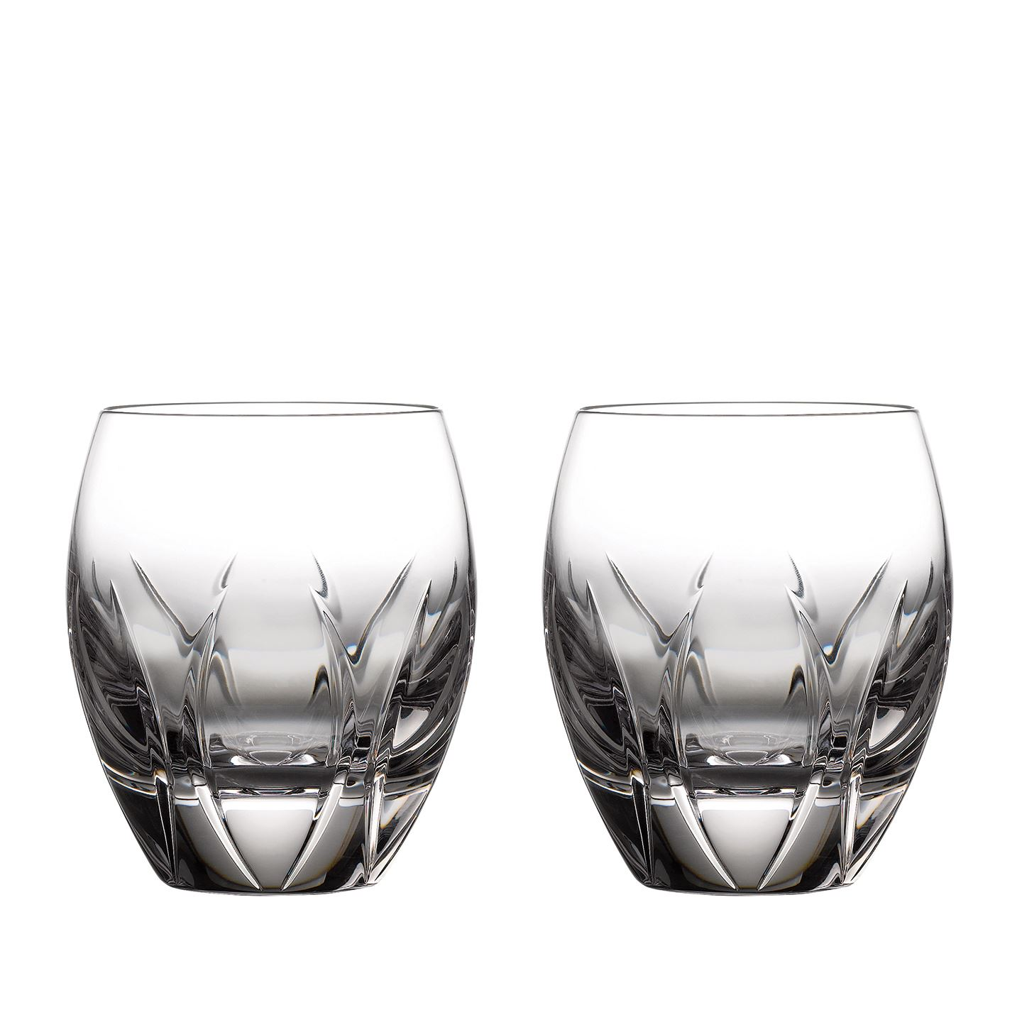 Waterford Tonn Whiskey Glass | Set of 2 | Lead Crystal