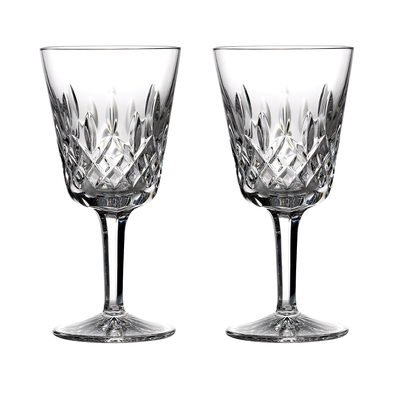 Classic Lismore Goblet, Set of 2