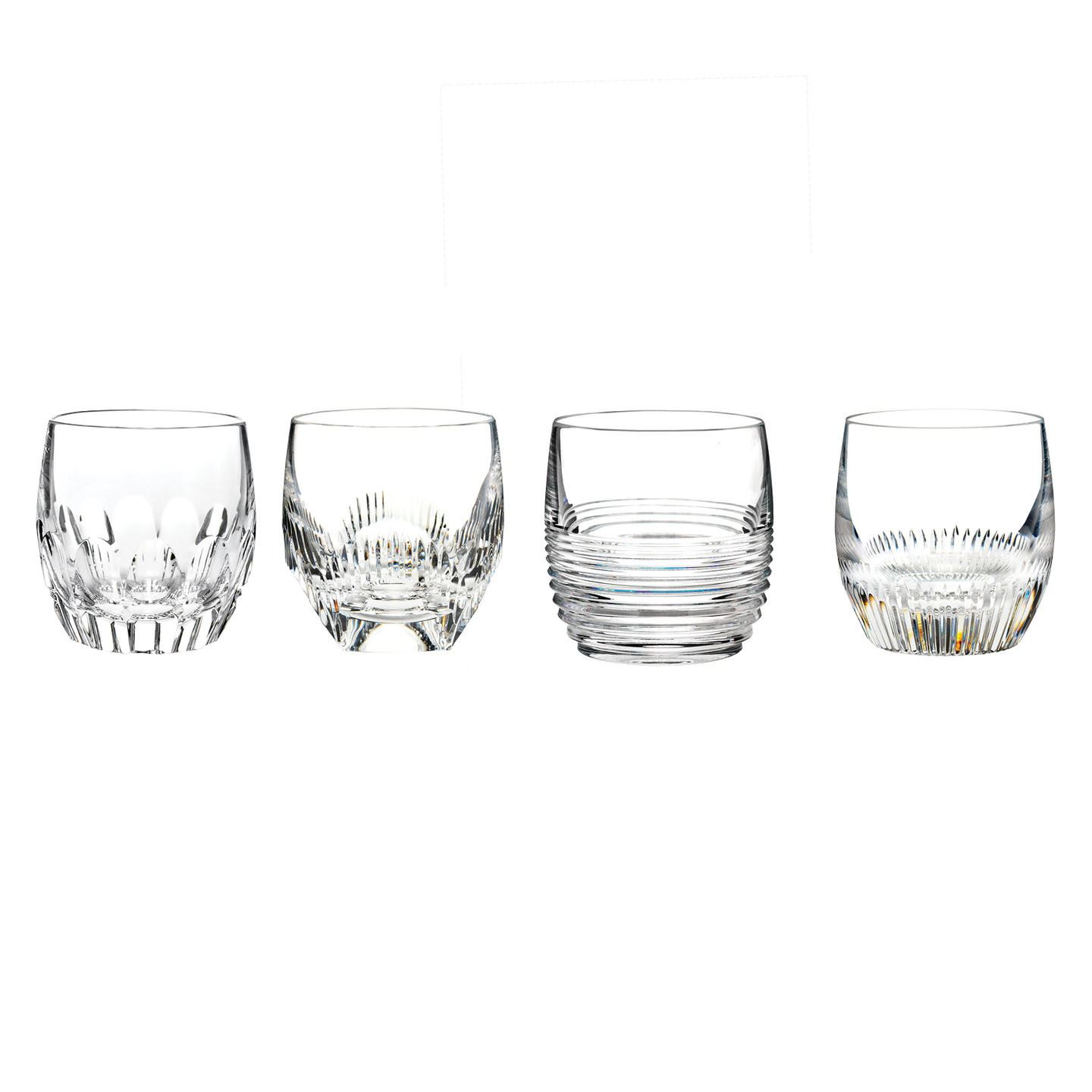 Waterford Mixology Mixed Tumbler | Set of 4 | Lead Crystal