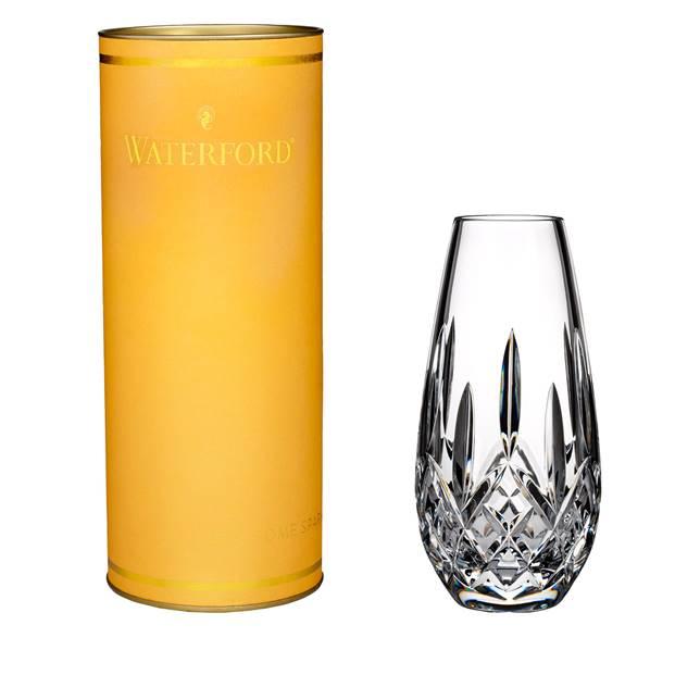 Giftology Lismore Honey 15cm Bud Vase