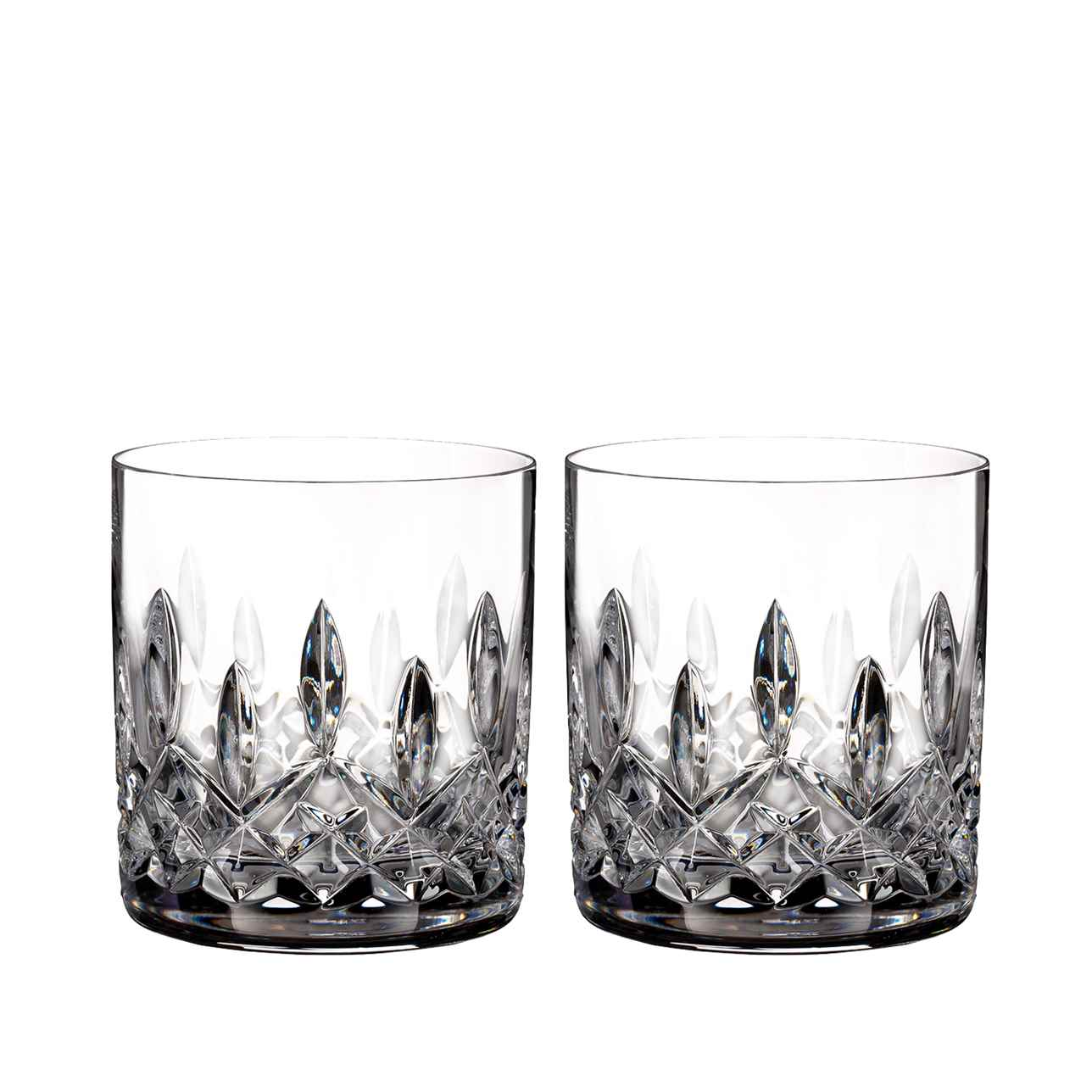 Lismore Connoisseur Straight Sided Tumbler, Set of 2