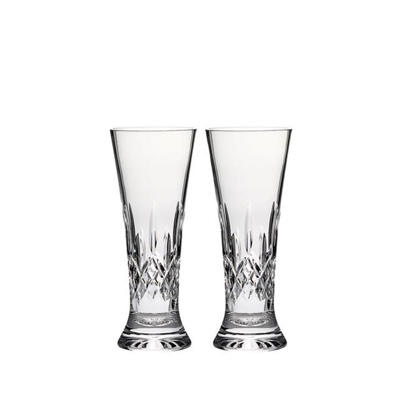 Lismore Pilsner/Tall Beverage Glass, Set of 2