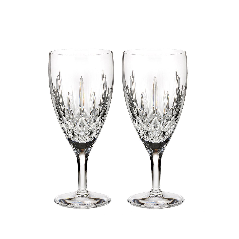 Glassware Waterford Lismore Nouveau Ice Bev 14 OZ Set/2