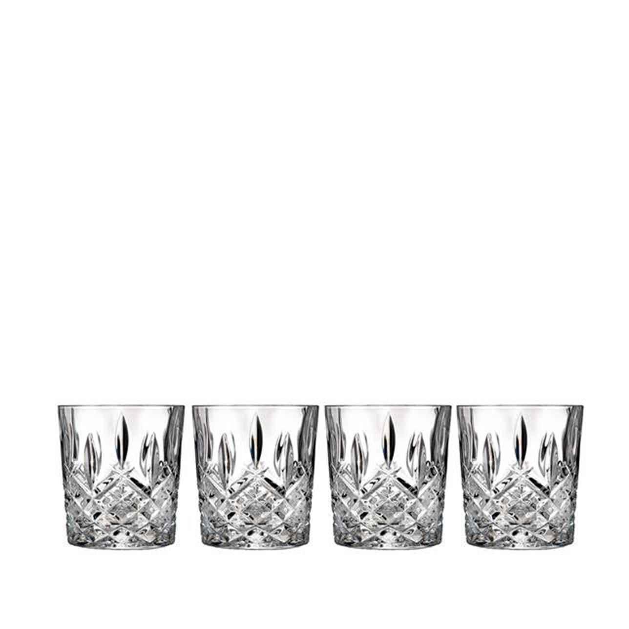 Marquis Markham Whiskey Glasses, Set of 4