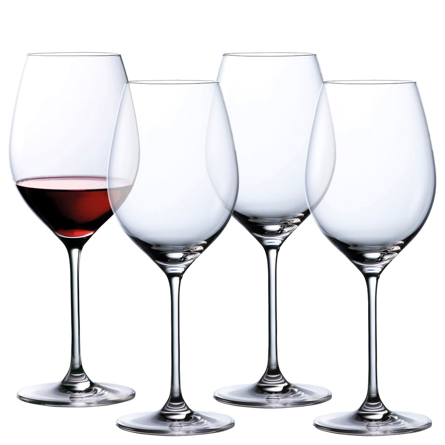 Marquis by Waterford Moments Red Wine Glass | Set of 4 | Crystal | 580 ml