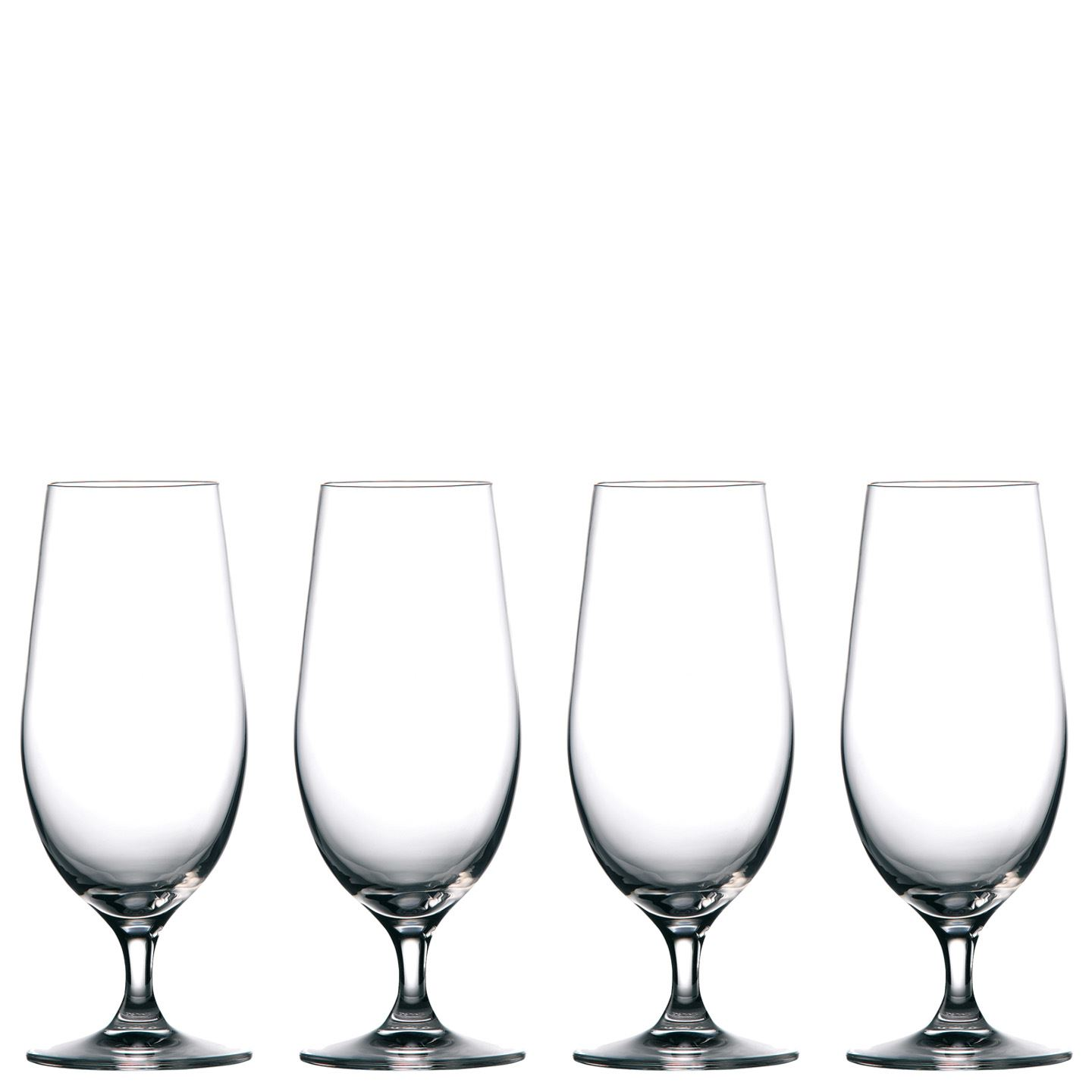 Marquis by Waterford Moments Pilsner Glass | Set of 4 | Crystal | 460 ml