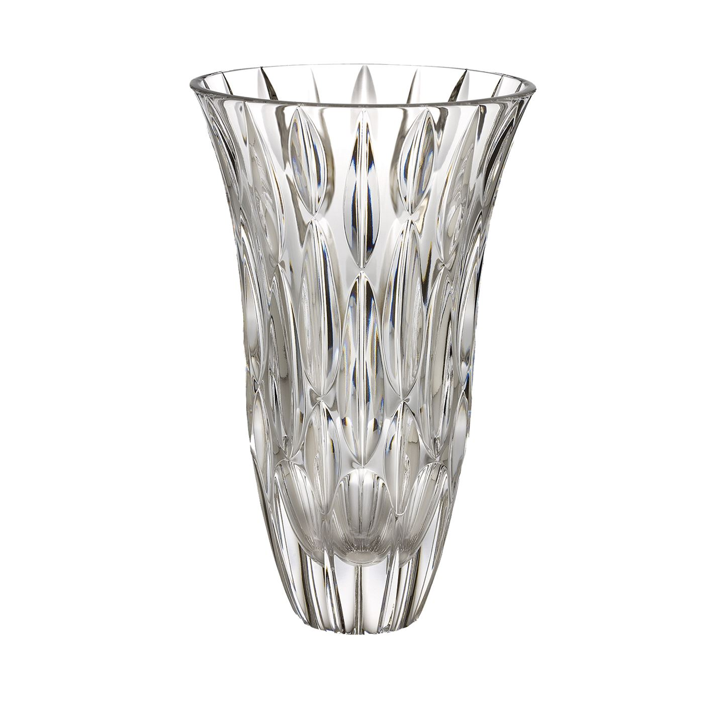 Marquis by Waterford Rainfall 23cm Vase | Crystal Glass