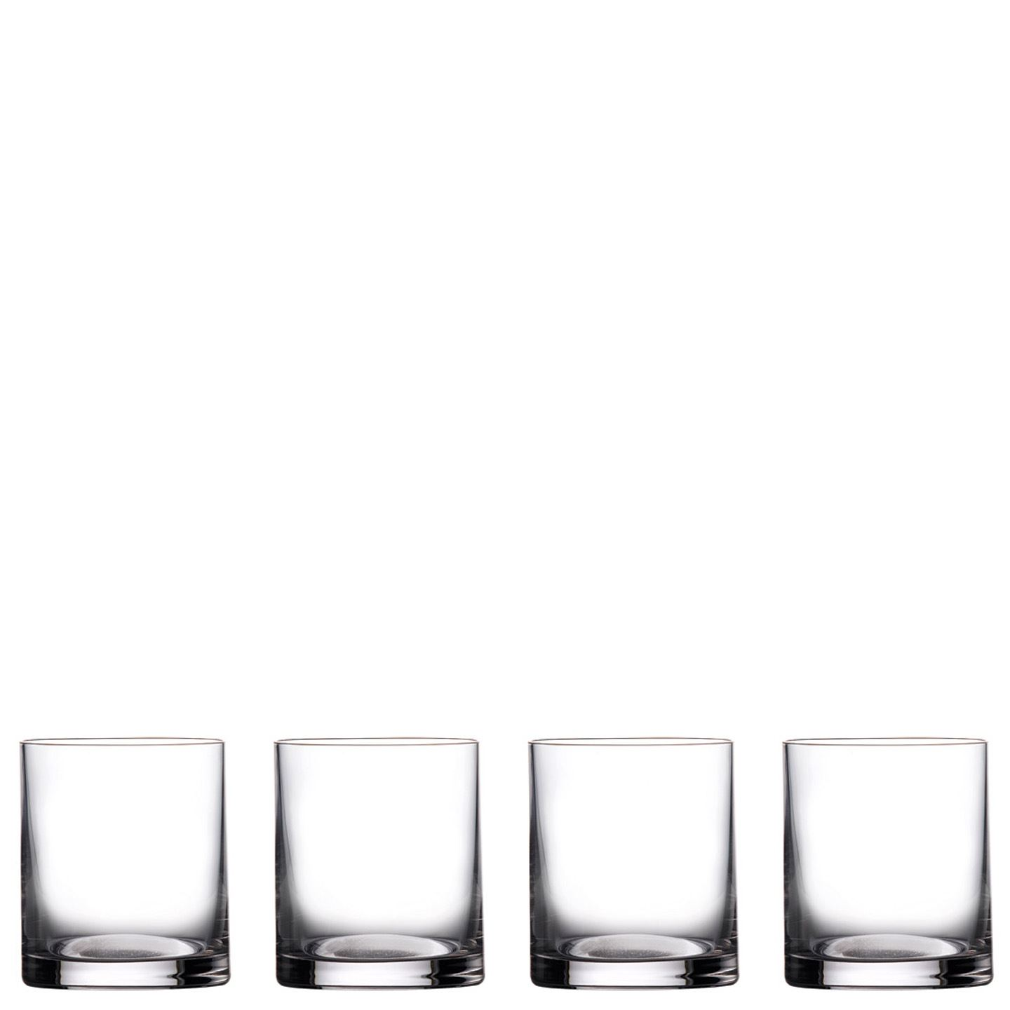 Marquis by Waterford Moments Double Old Fashioned Tumbler | Set of 4 | 390 ml