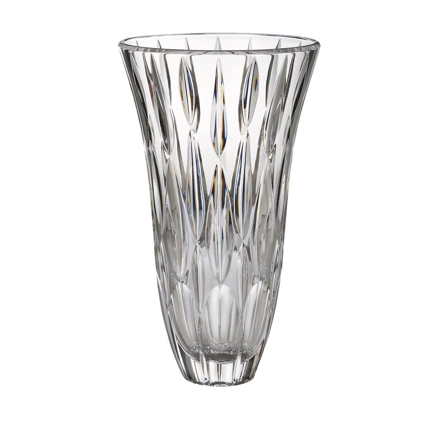 Marquis by Waterford Rainfall 28cm Vase | Crystal Glass