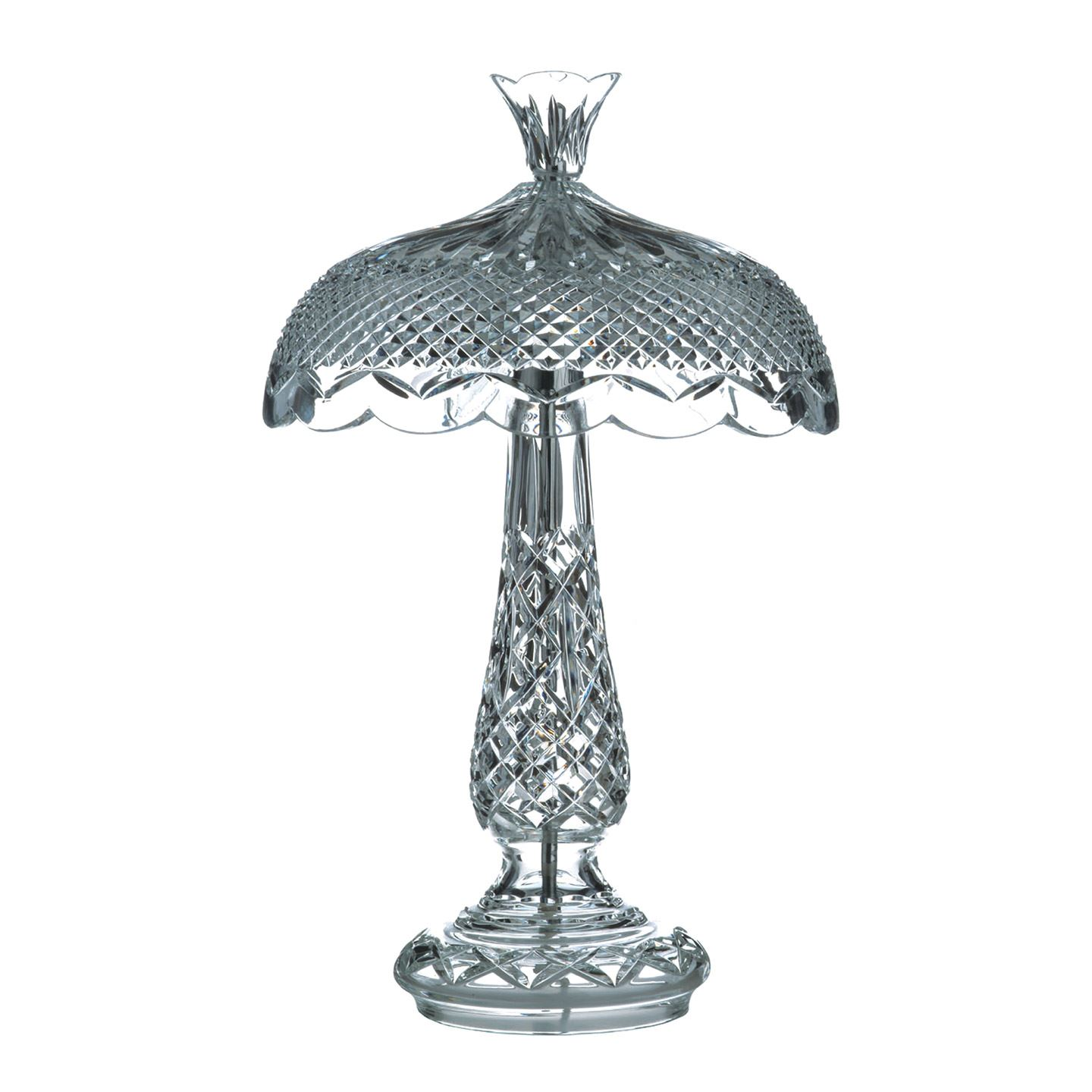 Waterford Achill Crystal Lamp 240V